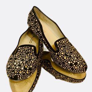 ALDO Studded Loafer Flats 8.5